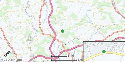 Google Map of Schillingsfürst