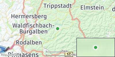 Google Map of Leimen