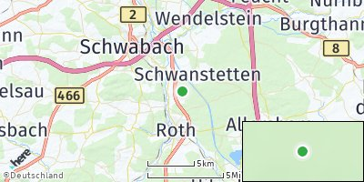 Google Map of Pruppach