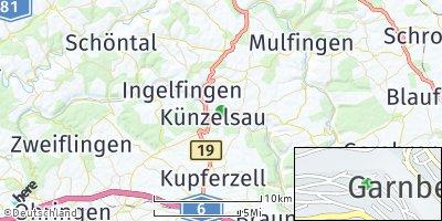 Google Map of Garnberg
