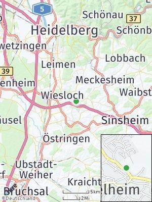 Here Map of Dielheim