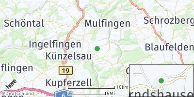 Google Map of Berndshausen