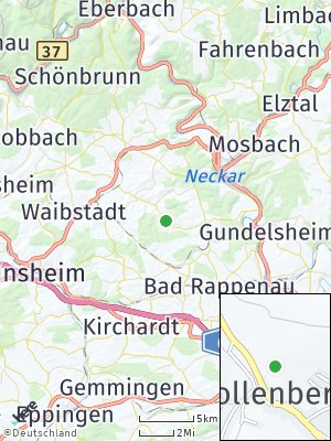 Here Map of Wollenberg