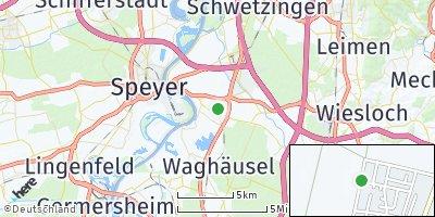 Google Map of Neulußheim