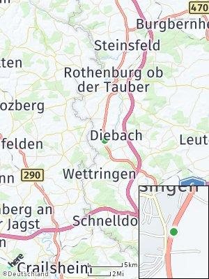 Here Map of Insingen