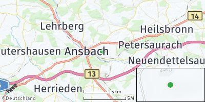 Google Map of Kaltengreuth