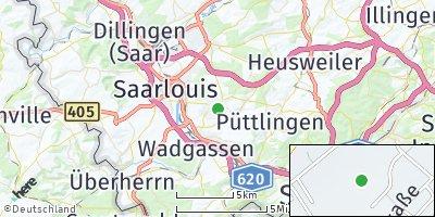 Google Map of Schwalbach