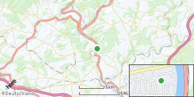 Google Map of Haßmersheim
