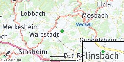 Google Map of Helmstadt-Bargen
