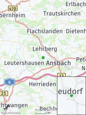 Here Map of Steinersdorf