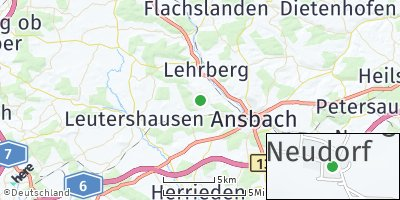 Google Map of Steinersdorf