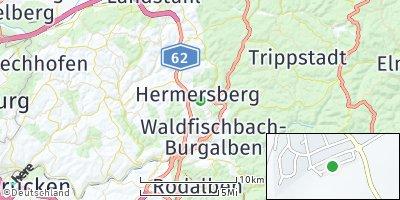 Google Map of Hermersberg