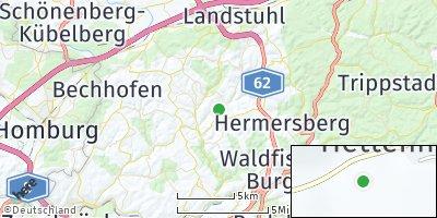 Google Map of Hettenhausen