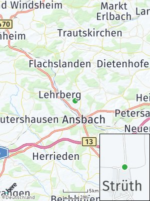 Here Map of Strüth