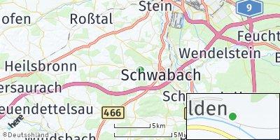 Google Map of Unterreichenbach