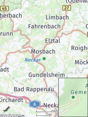 Here Map of Hardhof