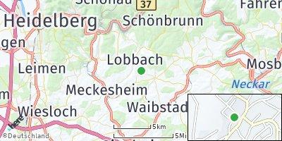 Google Map of Spechbach