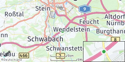 Google Map of Königshammer