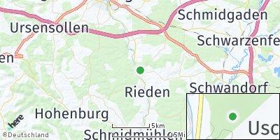 Google Map of Ensdorf