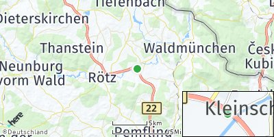 Google Map of Schönthal