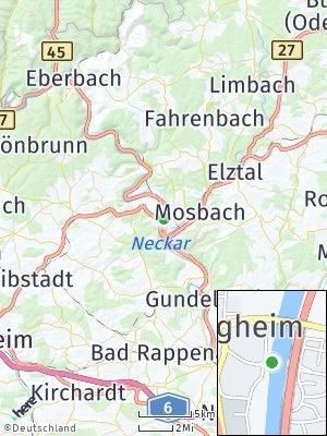 Here Map of Diedesheim