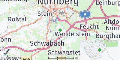 Google Map of Gaulnhofen