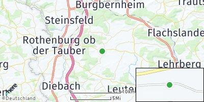 Google Map of Geslau