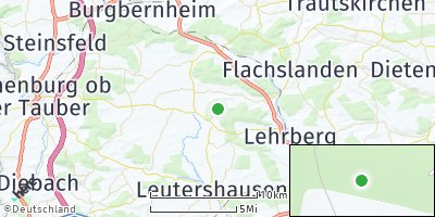 Google Map of Colmberg