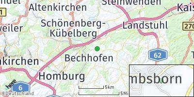 Google Map of Lambsborn