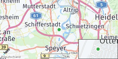 Google Map of Otterstadt
