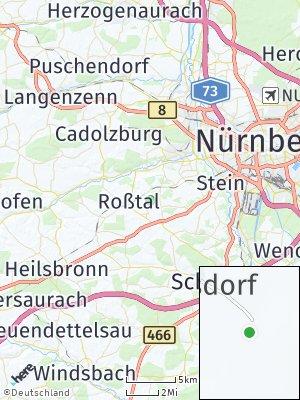Here Map of Wolfgangshof