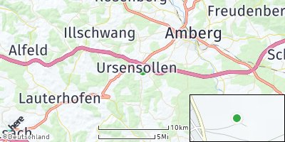 Google Map of Ursensollen