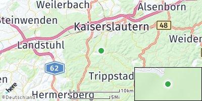 Google Map of Dansenberg