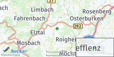 Google Map of Schefflenz