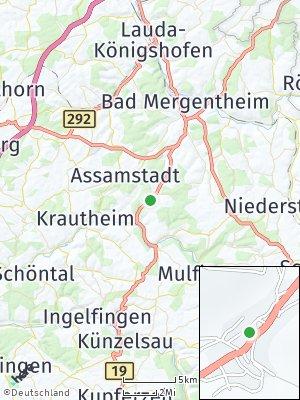 Here Map of Rengershausen
