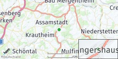 Google Map of Rengershausen