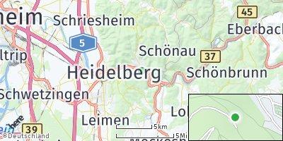 Google Map of Schlierbach