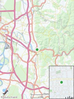 Here Map of Neuenheim
