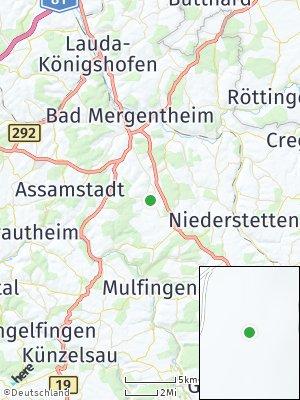 Here Map of Dörtel