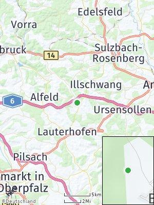 Here Map of Birgland