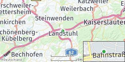 Google Map of Landstuhl