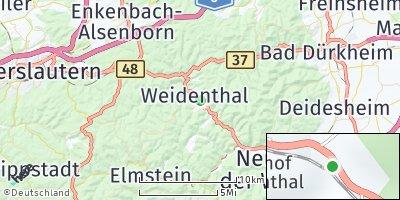 Google Map of Weidenthal