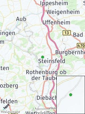Here Map of Adelshofen