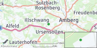 Google Map of Ammerthal