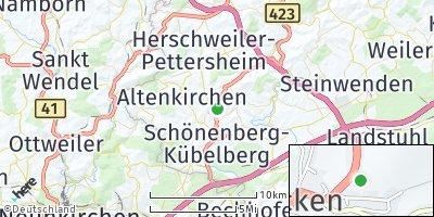 Google Map of Brücken