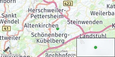 Google Map of Börsborn