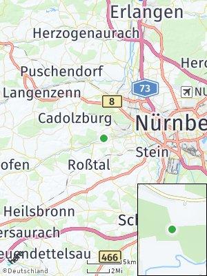 Here Map of Wintersdorf