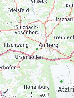 Here Map of Atzlricht