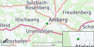 Google Map of Atzlricht