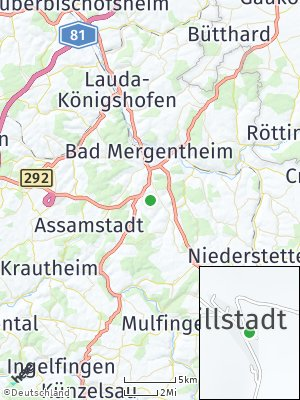 Here Map of Lillstadt